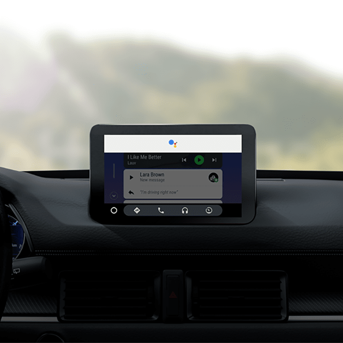 Your Google Assistant is now integrated into Android Auto. So whether you have a compatible car - or the Android Auto app - you can now have hands-free help while you drive.<br><br> To get started, simply say
